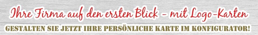 Logo-Karten