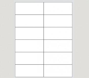 133101 Transparente Adressetiketten