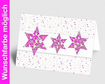 Weihnachtskarte 1518314 in Ihrer Wunschfarbe