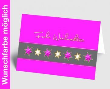 Weihnachtskarte 1518326 in Ihrer Wunschfarbe
