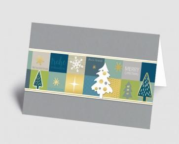 Weihnachtskarte 1519313 Kunstkarte international
