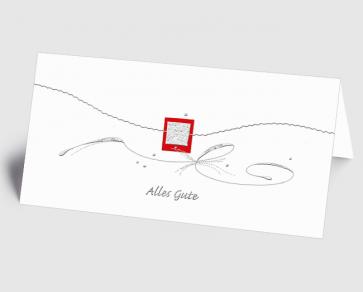 Grusskarte 1520118 grafisches Design