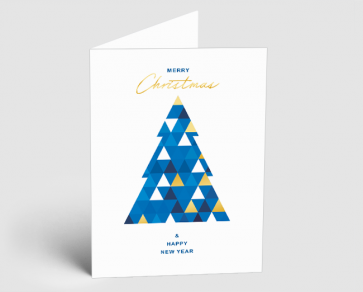 Weihnachtskarte 1521311 Merry Christmas & Happy New Year