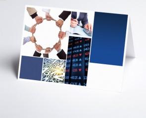 Logo-Grusskarte 150301-200 Branche Finanzen