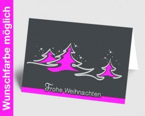 Weihnachtskarte 1518320 in Ihrer Wunschfarbe