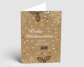 Weihnachtskarte 1521308 Weihnachten und Neujahr