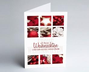 Weihnachtskarte 156503-112 Weihnachtszauber