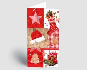 Weihnachtskarte 157506-112 Weihnachtsstimmung